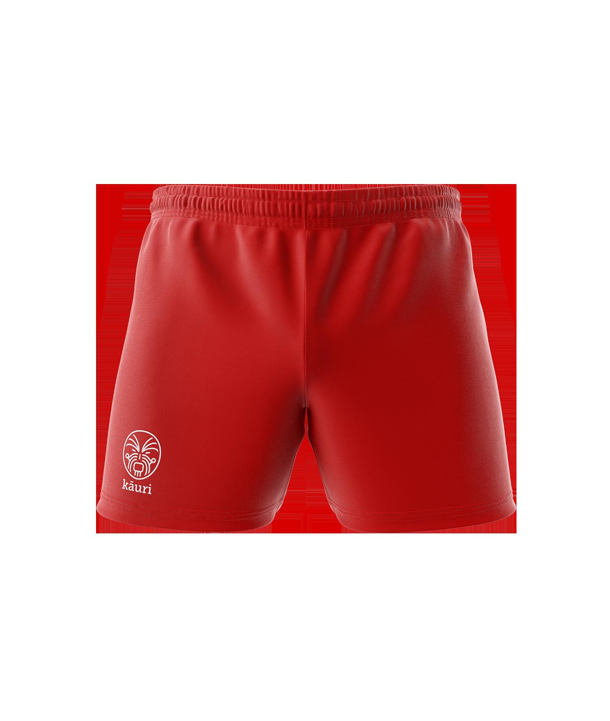 fecha de lanzamiento: f67c6 98c12 Pantalón corto rojo